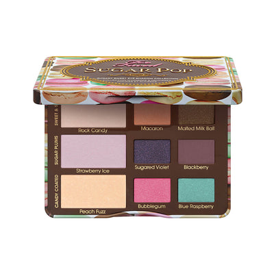 Too Faced Sugary Sweet Eye Shadow Collection Open Half