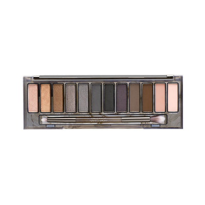 Urban Decay Naked Smoky Eyeshadow Palette Shadows