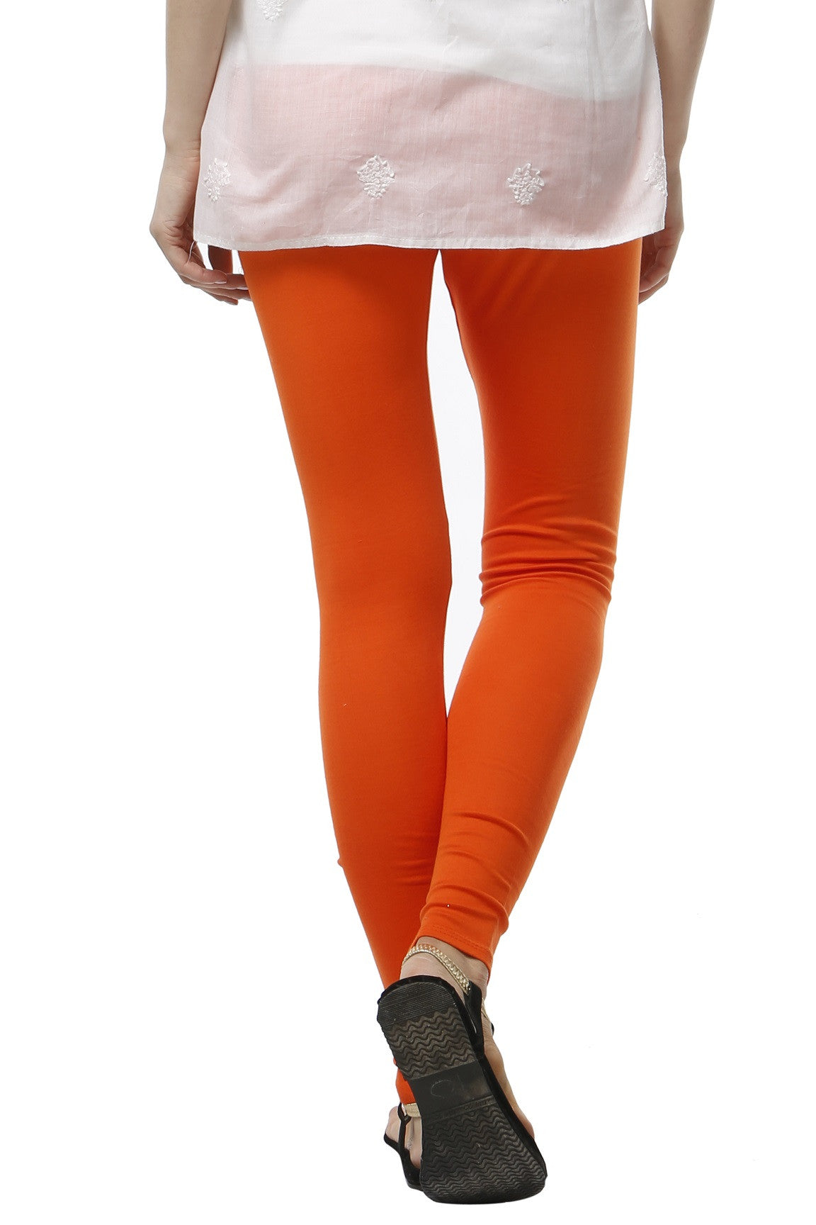 Orange Leggings