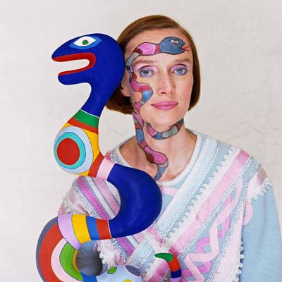 Women who inspire us: Niki de Saint Phalle