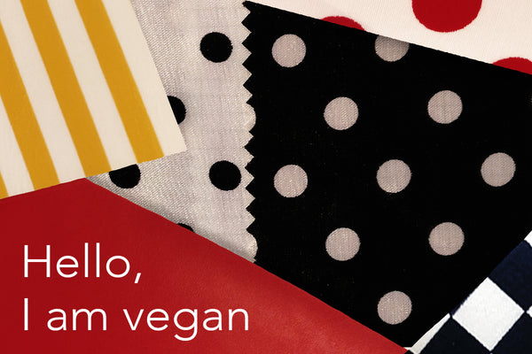 Hello I am vegan - Dansk