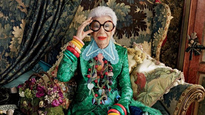 Women who inspire us: Iris Apfel