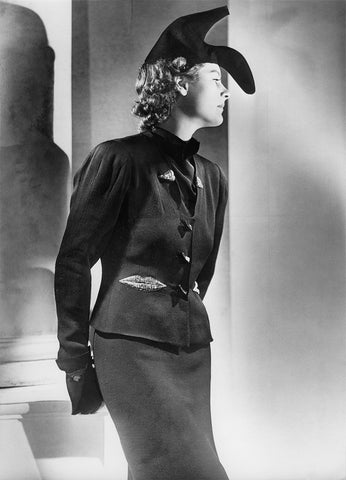 Elsa Schiaparelli was an innovative designer reflecting on society and  interpreting the social environment in which she worked. ff9bc668d89