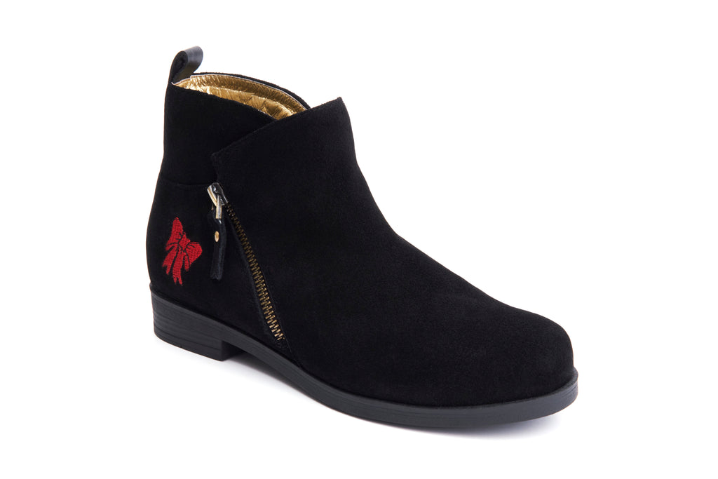 Lola Ramona Shoes - Allison Able Vegan Booties