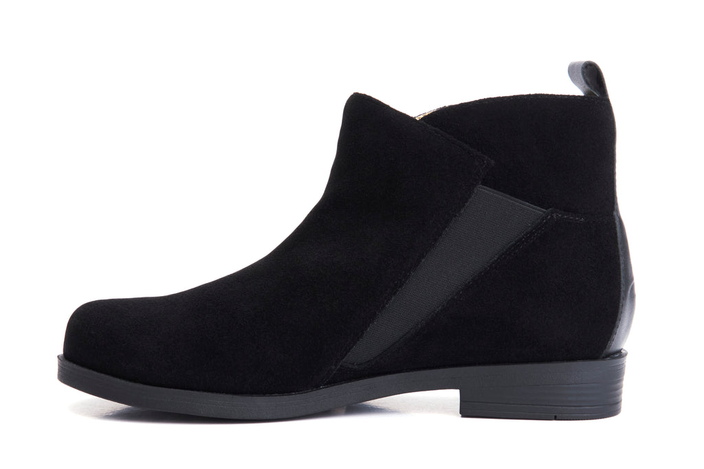 Lola Ramona Shoes - Allison Able Vegan Booties in