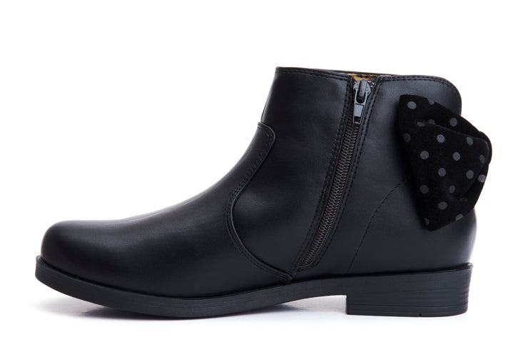 Lola Ramona Allison Arch Vegan Bootie in