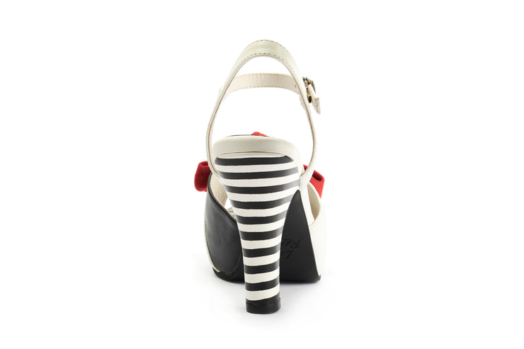 Lola Ramona Shoes - Angie Tribute Sandals back