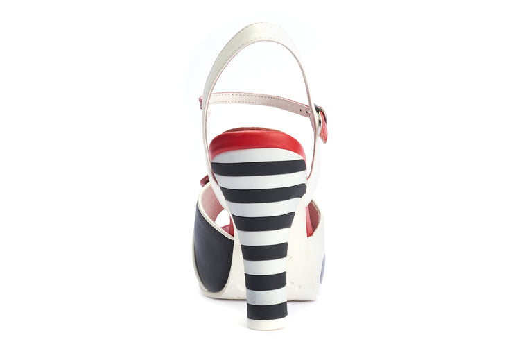 Lola Ramona Shoes - Angie Hero back