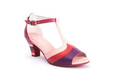 Lola Ramona Shoes - Ava Crush - Vegan Sandals