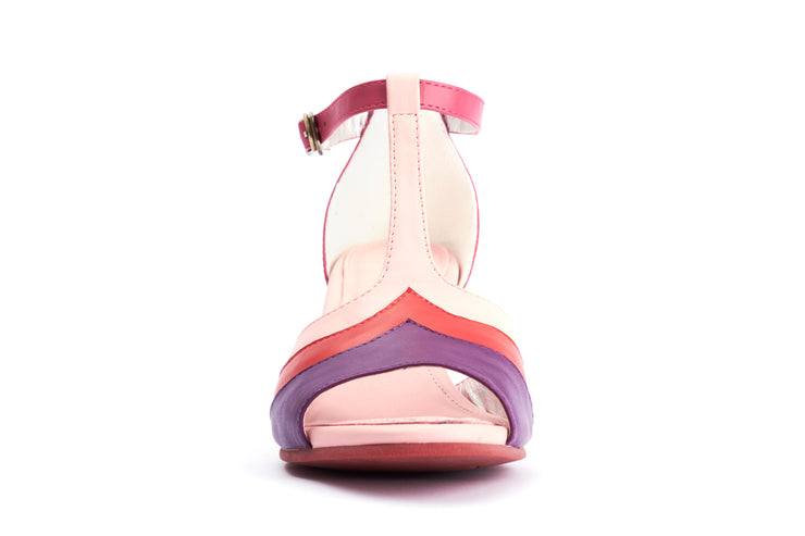 Lola Ramona Shoes - Ava Crush - Vegan Sandals front