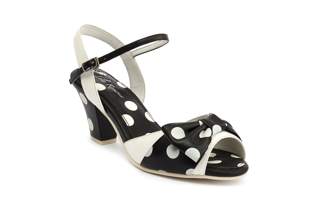 Lola Ramona Shoes - Revisited- Ava Dash Vegan Sandals 1:2