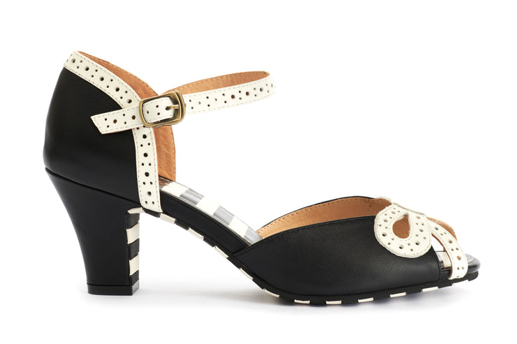 Lola Ramona Shoes - Ava Neat Sandals out