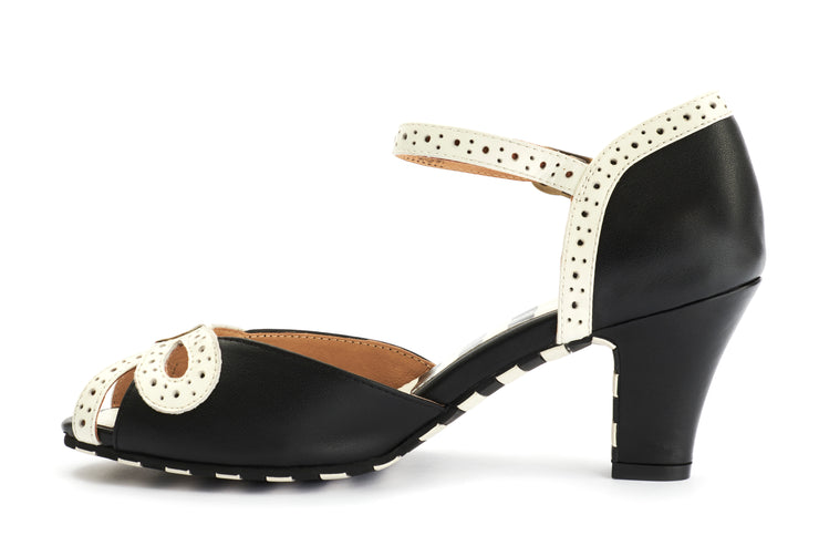 Lola Ramona Shoes - Ava Neat Sandals in