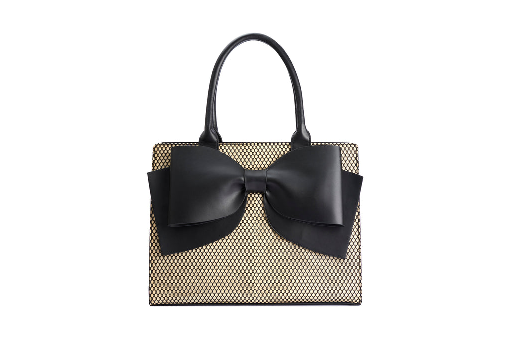 Lola Ramona Accessories Handbag - Daisy Mesh - Vegan