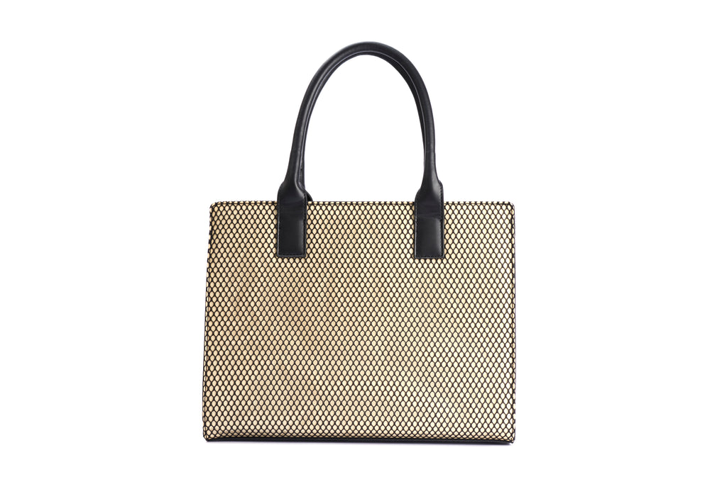 Lola Ramona Accessories Handbag - Daisy Mesh - Vegan back