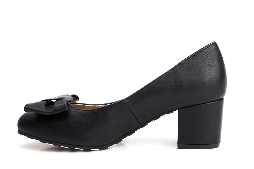 Lola Ramona Vegan Shoes - Eve Spry - Vegan Blockheel in