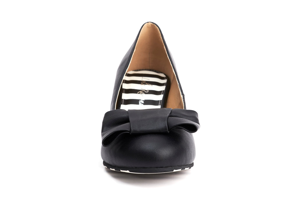 Lola Ramona Vegan Shoes - Eve Spry - Vegan Blockheel front