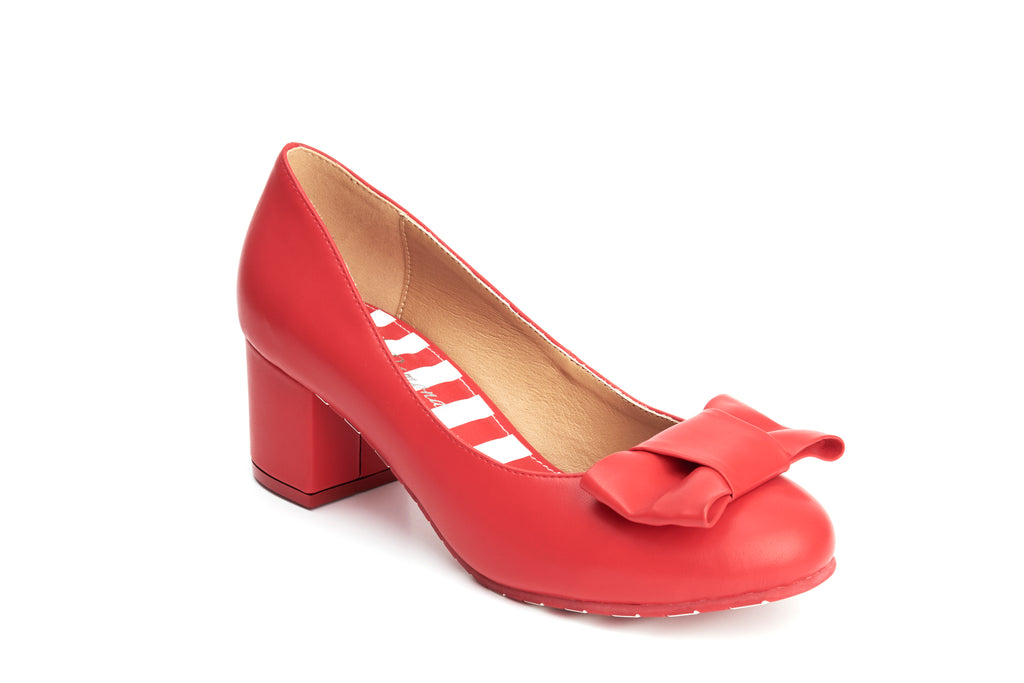 Lola Ramona Vegan Shoes - Eve Rosy - Vegan