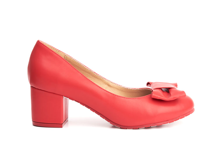Lola Ramona Vegan Shoes - Eve Rosy - Vegan out