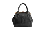 Lola Ramona Accessories Molly Black Handbag Vegan back