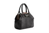Lola Ramona Accessories Molly Black Handbag Vegan side