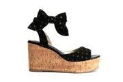 Lola Ramona Shoes - Nina Knot me Up - Wedge Sandals out
