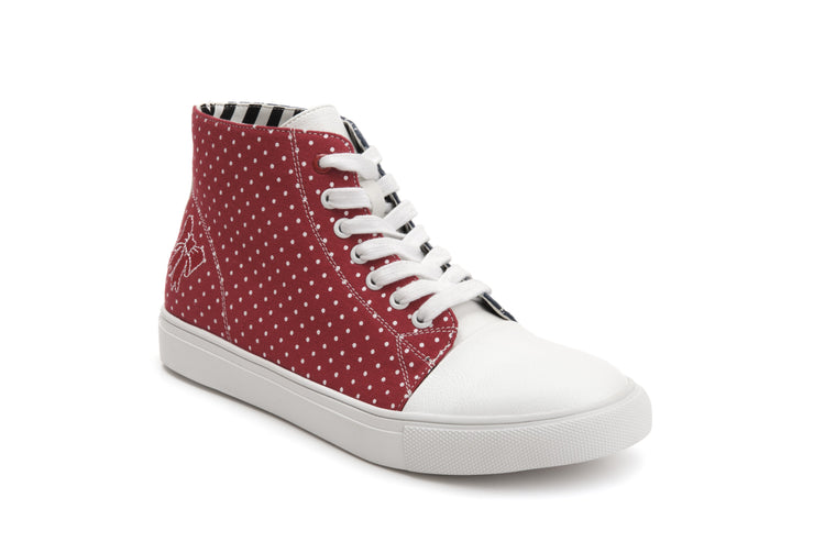 Patti Dot - Vegan - Right shoe