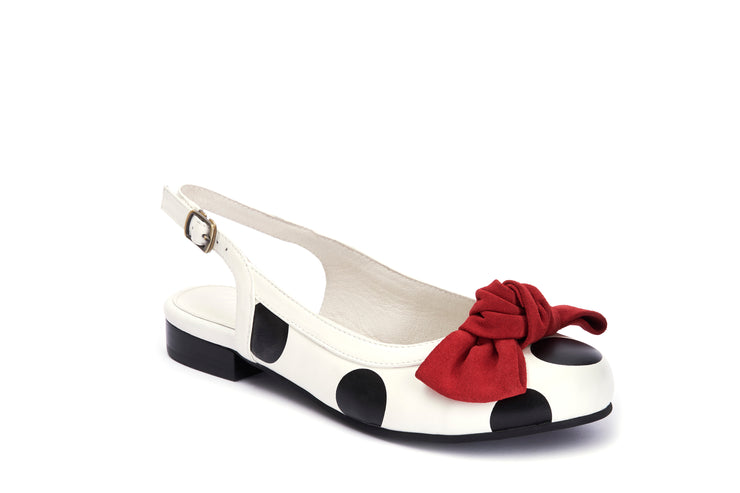 Lola Ramona Shoes - Penny Chipper Slingback