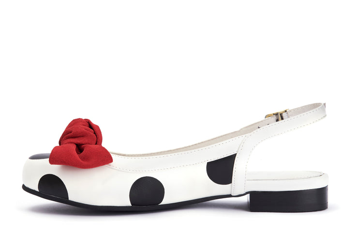 Lola Ramona Shoes - Penny Chipper Slingback in