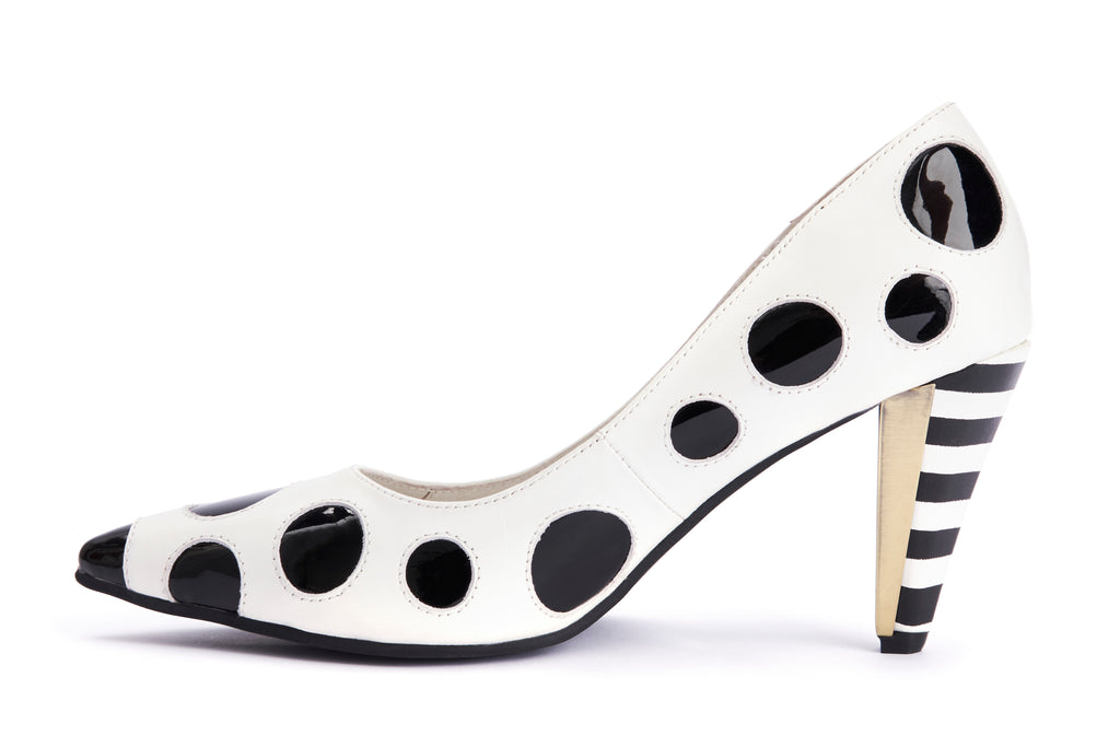 Lola Ramona Shoes - Ramona Dots Heels in