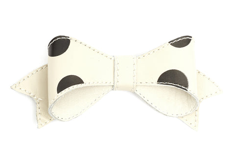 Pair of Butter Bows - Black