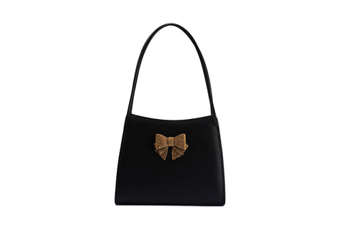 Pair of Butter Bows - Leopard - Vegan