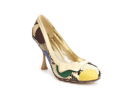 Serena Gold Splash #MyLolaSneaks