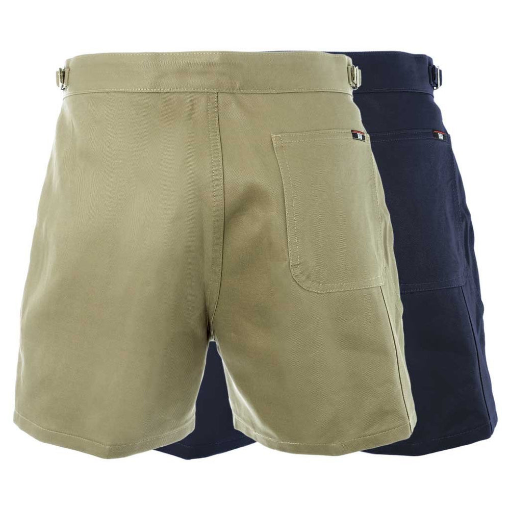 BAD COTTON DRILL WORK SHORT SHORTS - BAD WORKWEAR