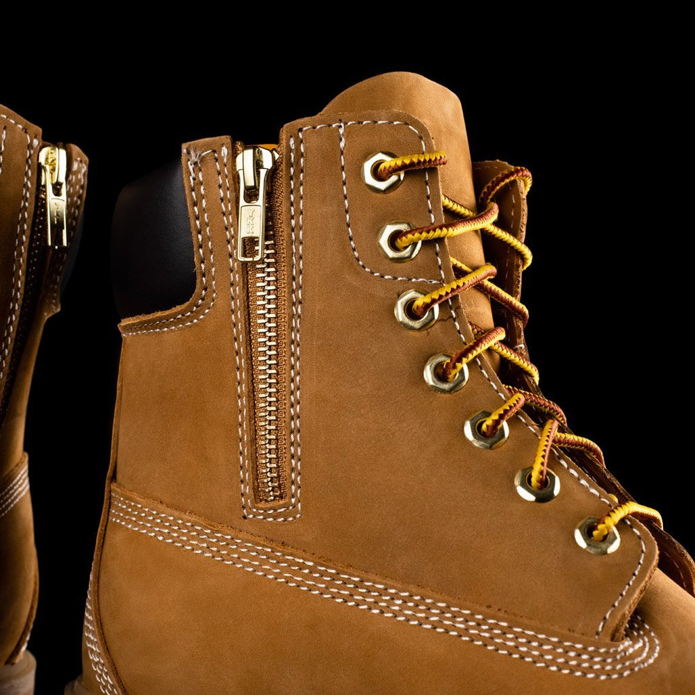 BAD LUX™ ZIP SIDE SAFETY WORK BOOTS - BAD WORKWEAR
