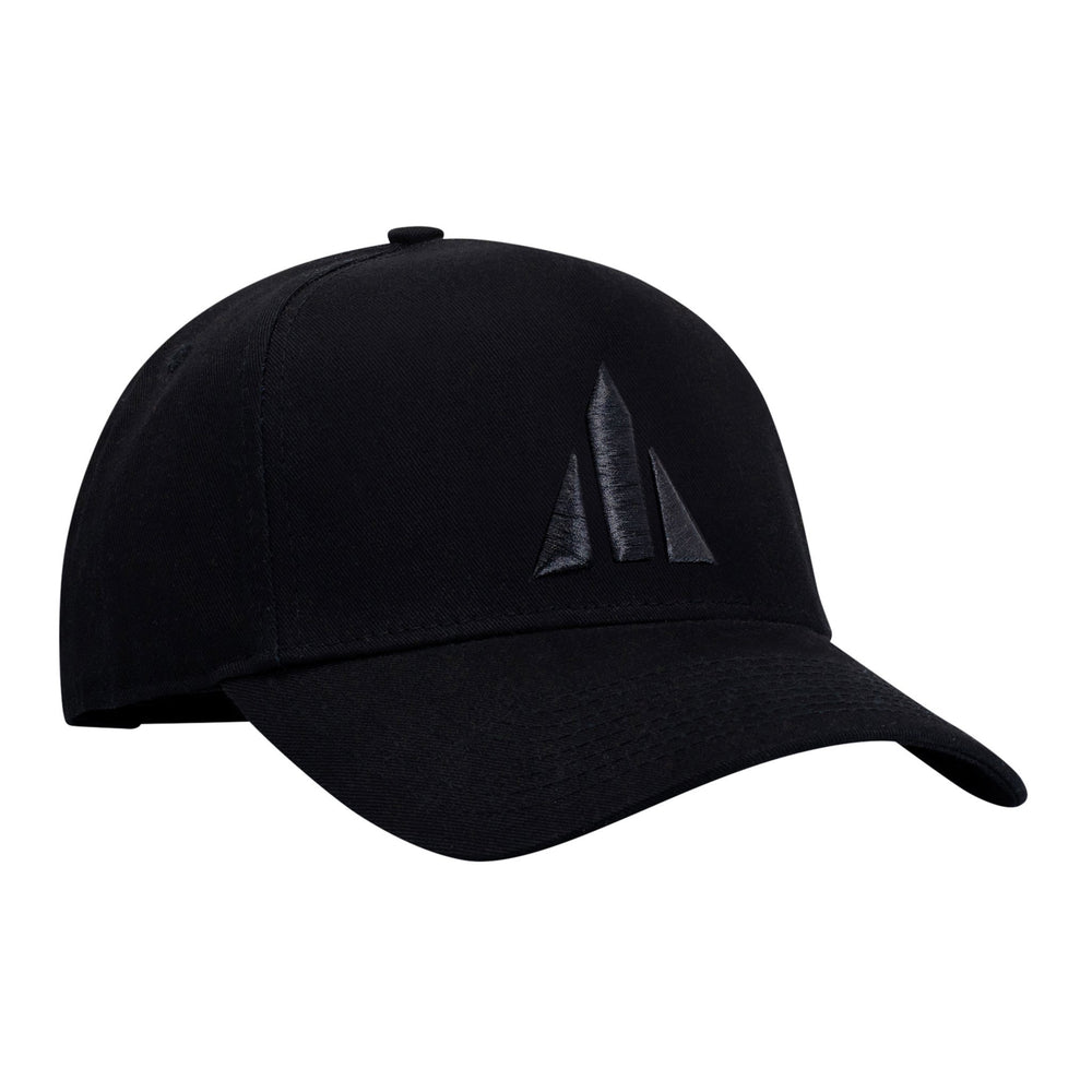 BAD SNAPBACK A-FRAME HAT WITH PINNACLE 3D EMBROIDERY