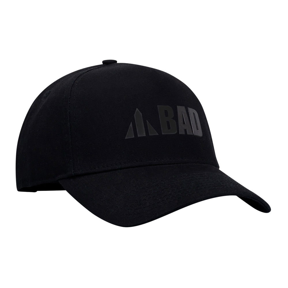 BAD SNAPBACK A-FRAME HAT WITH STEALTH LOGO