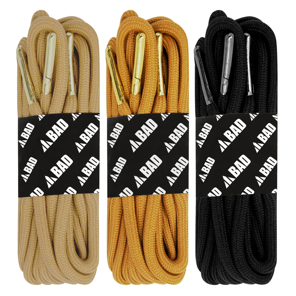 BAD WORK BOOT LACES 165MM