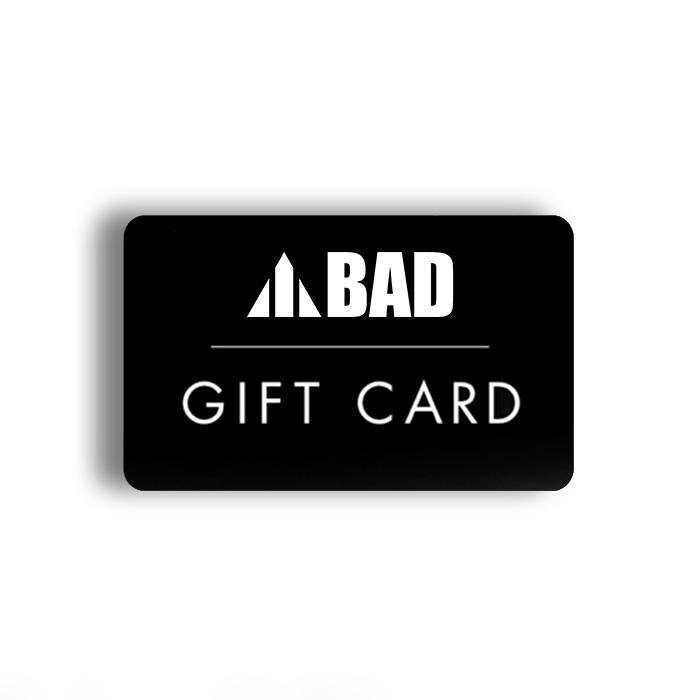 BAD WORKWEAR GIFT CARD
