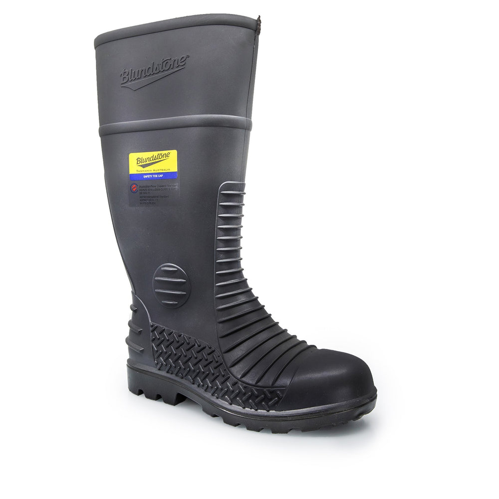BLUNDSTONE STYLE 025 WATERPROOF SAFETY GUMBOOTS