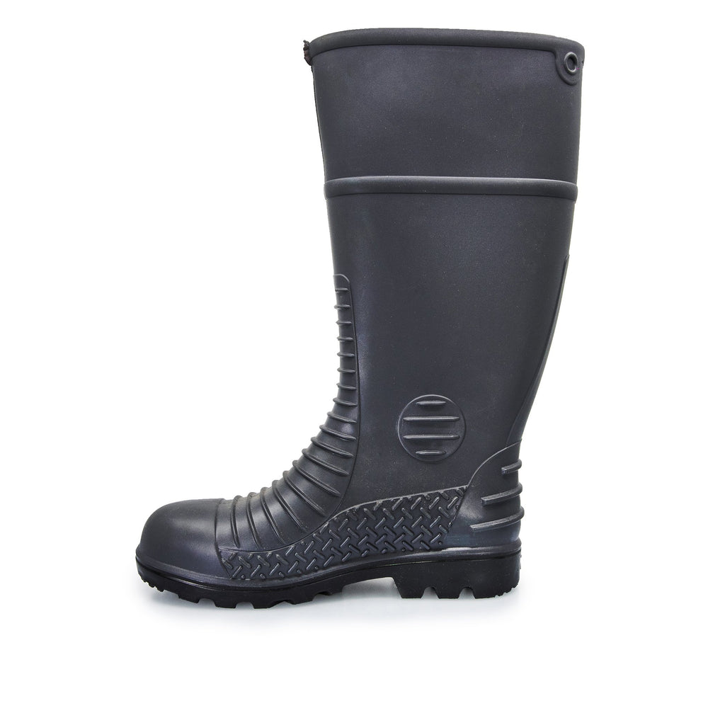 BLUNDSTONE STYLE 025 WATERPROOF SAFETY GUMBOOTS - BAD WORKWEAR