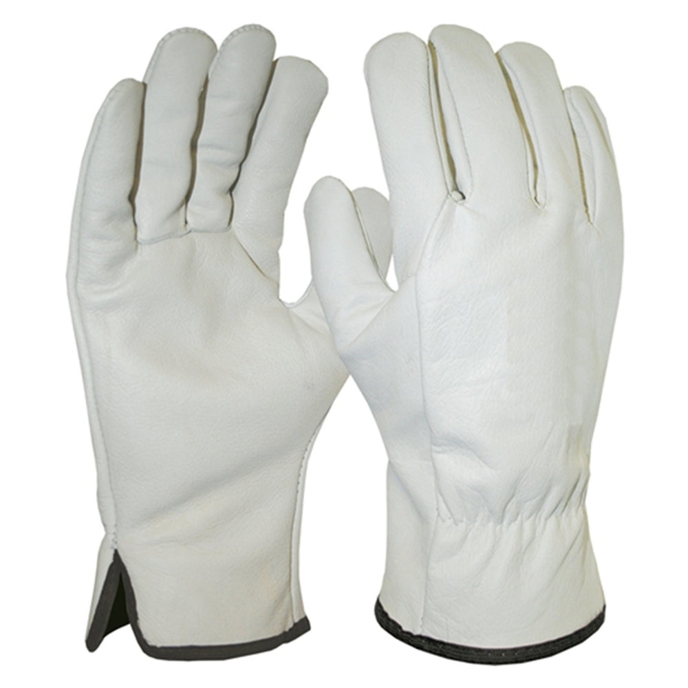 FULL GRAIN LEATHER RIGGERS GLOVES - BAD WORKWEAR