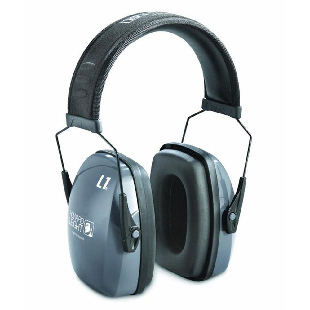 HEARING PROTECTION EARMUFFS WITH HEADBAND HOWARD LEIGHT LEIGHTNING L2 - BAD WORKWEAR