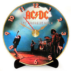 M10 AC/DC Mini LP Clock