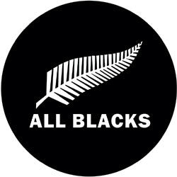 Q08 All Blacks Fridge Magnet
