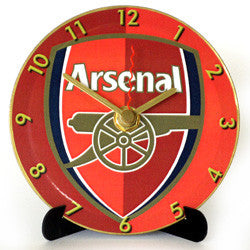 K13 Arsenal Mini LP Clock