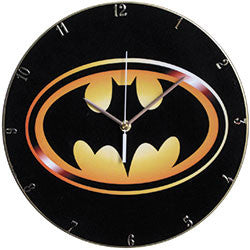 E01 Batman Record Clock