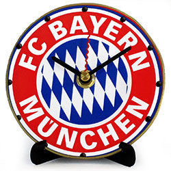 K22 Bayern Munich Mini LP Clock
