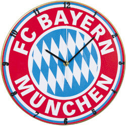 D21 Bayern Munich Record Clock