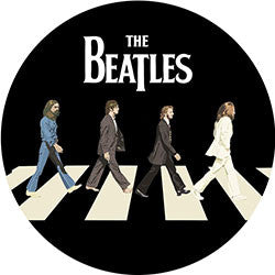 S01 The Beatles Abbey Road Fridge Magnet